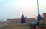 Achterzijde school