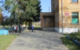 Ingang school in Chorsk